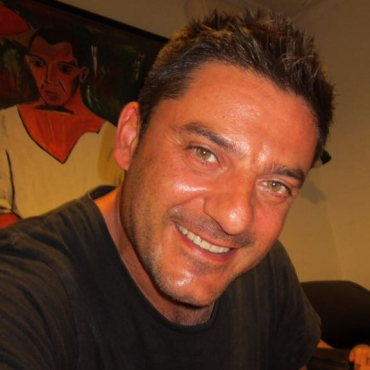Mario Cáceres de la montaña